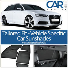 AUDI A6 AVANT ESTATE 2011-18 UV CAR SHADES WINDOW SUN BLINDS PRIVACY GLASS TINT
