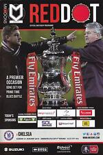 2015/16 - MK DONS v CHELSEA (FA CUP - 31st January 2016)