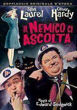 Dvd Il Nemico Ci Ascolta - (1943)  ** A&R Productions ** ......NUOVO