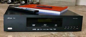 Arcam FMJ UDP-411 CD SACD DVD Blu Ray Player
