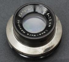 Enna-Werk Ennatar 75mm f/4.5 Lens