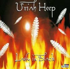 Uriah Heep - Lady in Black [New CD] Portugal - Import