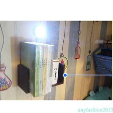 Wireless Battery  Touch LED Night Light Lamp Wall Wardrobe Mini ZW