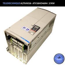 ATV38HD46N4 Inverter SCHNEIDER TELEMECANIQUE ALTIVAR38 37kw // USED & TESTED