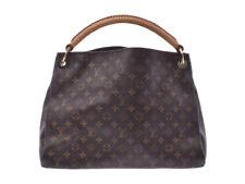 LOUIS VUITTON Monogram Arti MM Brown M40249 bags 800000078691000