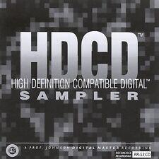 VARIOUS ARTISTS - HDCD SAMPLER NEW CD