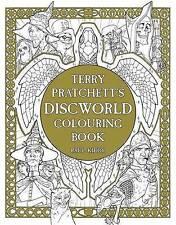 Terry Pratchett's Discworld Colouring Book (Colouring Books), Kidby, Paul, New B