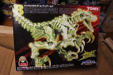 Zoids Genesis Limited BioMegaRaptor Clear Md Mint in Box Gb-01