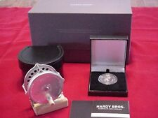 Hardy 3 1/4in Bougle Fly Reel Limited Edition 110th Anniversary LHR # 032 NEW