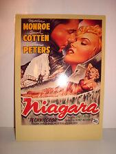 CARTE POSTALE CINEMA - NIAGARA MARILYN MONROE
