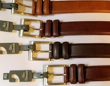 Assorted Men's Leather Belts - MARKDOWNS - Imperfect Condition