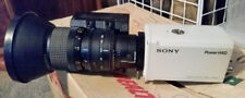 Sony DXC-950 1/2-Inch 3-CCD color video camera w/ Fujinon S14x7.5BMD-D18 lens