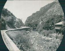 Ogden Canyon Utah Original News Service Photo