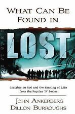 What Can Be Found in LOST?: Insights on God and the Meaning of Life from the Pop
