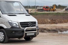 PARE BUFFLE MERCEDES SPRINTER 2013-, HOMOLOGUE INOX DIA 70mm, GARANTIE 6ans!!!!!