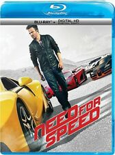 Need for Speed [New Blu-ray] Ac-3/Dolby Digital, Digital Copy, Dolby, Digital