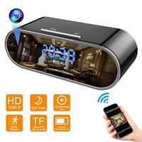 Reloj con Cámara Oculta WiFi - Mini Cámara Espía Inalámbrica- Visión Remota- HD