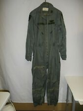 fu1-1 Vietnam US Army Flight Suit K2B 69 small short Warrant Officer 1 Aviation