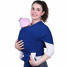 Baby Sling Baby Wrap Carrier Soothing Stretchy Breathable Ergonomic Newborn to