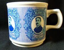 New ListingKing Gillette Razor Blades shaving mug Made in Ireland