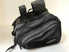 Tourmaster Cortech Throw-Over Motorcycle Saddlebags