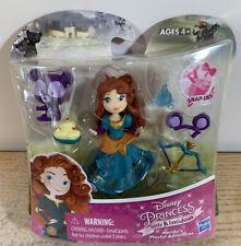 New Disney Princess little Kingdom Snap-Ins Merida's Playful Adventures Hasbro