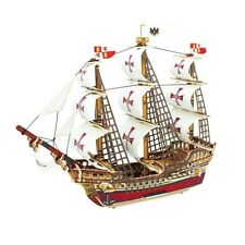 3D Puzzle Model Wood Santa Maria ship DIY Jigsaw Souvenir Toy For Gifts
