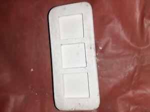 tiles ceramic mold  makes 3                                   mold 39