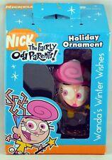 "Nickelodeon-The Fairly Odd Parents ""Wanda's Winter Wish"" Christmas Ornament NIB"