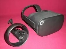 Oculus Virtual Reality VR Gaming Headset & Controller ONLY Black