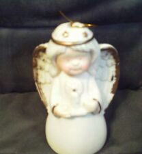 "chesapeake bay 5"" ceramic angel christmas ornament"