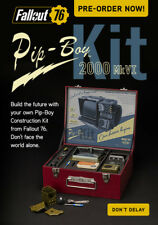 Fallout 76 Pip Boy 2000 MK VI Construction Kit Bethesda, Pre Sale