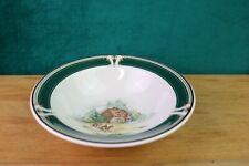 Noritake Keltcraft Ireland Pursuit Hunt Scene Cereal Bowl ( s) 9170