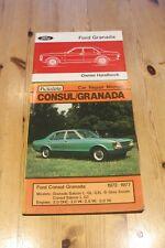 Ford Granada Mk1 Repair Manual/Handbook