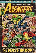 The Avengers #105 FR 021417DBC