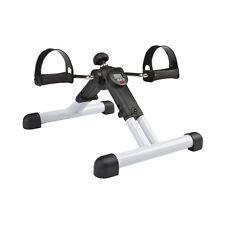 BetaFlex Portable Dual Exercise Bike Folding Mini Home Office Leg Thigh Workout