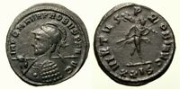 PROBUS  Antoninianus  VIRTVS PROBI AVG Mars  Siscia