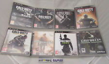 LOT 8 JEUX PS3 CALL OF DUTY BLACK OPS II III + MODERN WARFARE 2 3 4(envoi suivi)