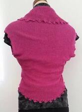 Cotton Bolero Thin Knit Jumpers & Cardigans for Women