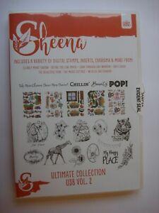 Sheena Douglass Ultimate Collection USB Vol 2
