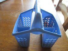 égouttoir bleu  pour couverts neuf