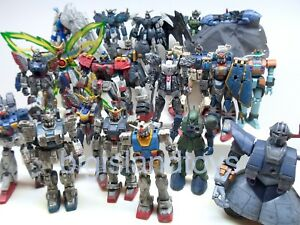 Gundam Mobile Suit Fighter Wing BATTLE SCARRED Action Figures  [ MULTI-LISTING ]