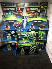 LEGO Dimensions Fun Pack The Simpsons, Beetlejuice, Powerpuff Girls, Knight Ride