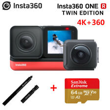 New Insta360 ONE R sports Action Camera 5.7K 4K 360 waterproof Twin Edition