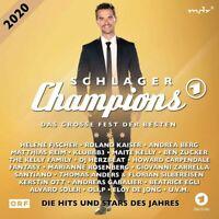 Schlagerchampions 2020 - Das große Fest der Besten 2CD NEU OVP