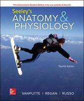 Seeley's Anatomy & Physiology 12th edition By Vanputte, Regan, Russo