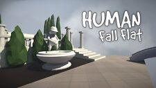 Human Fall Flat PC Steam Code Key NEW Download Game Fast Region Free