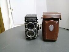 Rollei Rolleiflex 2.8 F (HEIDOSMAT 80mm 1:2 .8/Carl Zeiss Planar 80mm 1:2 .8 - 8