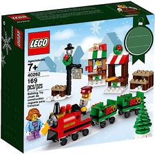 LEGO 2017 40262 Christmas Holiday Train Limited Edition Set 169 Pieces NISB
