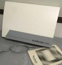 ISDN Telefon Anlage Euracom 180 / Baugleich Ackermann Alcatel ISDN2001